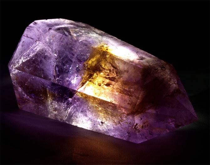 кристалл минерал