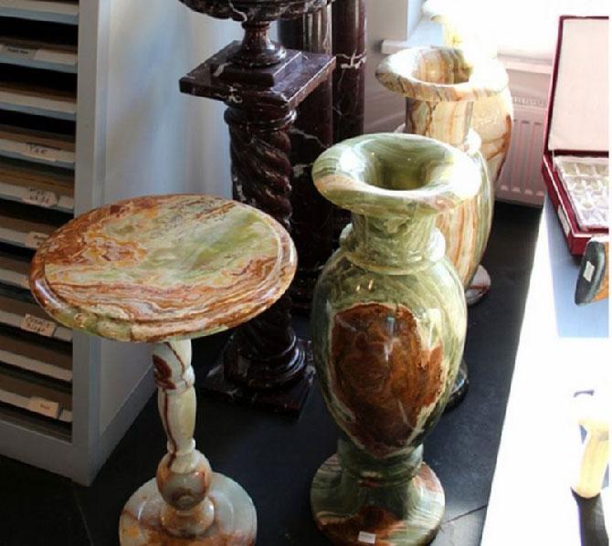 ваза и столик