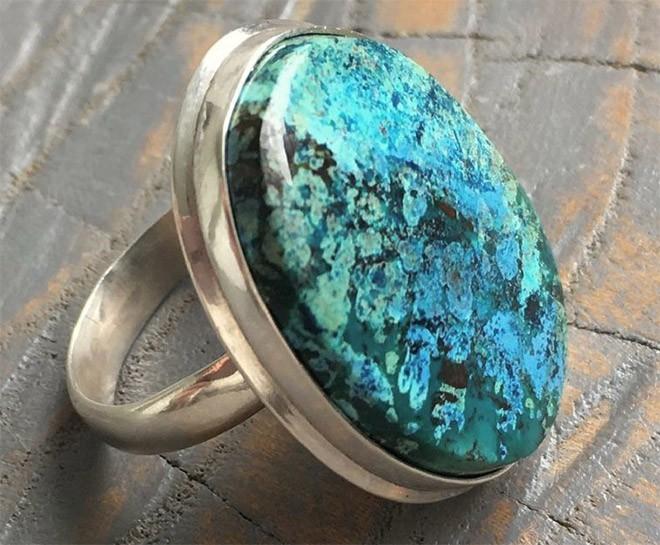 Кольцо из Шаттукита