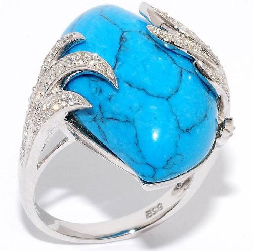 серебряное-кольцо