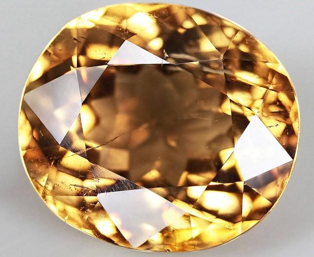 Шпинель желтая
