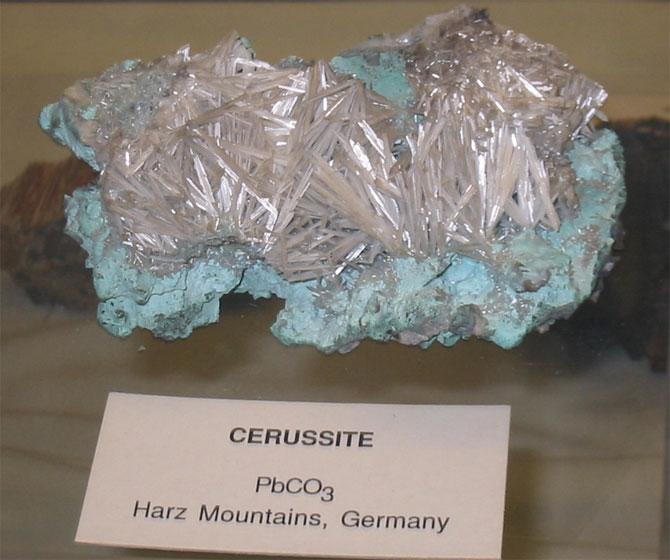 минерал-церуссит